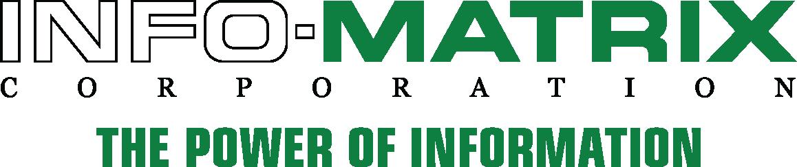 Info-Matrix Corporation Logo