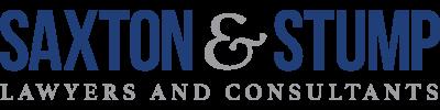 Saxton & Stump Logo